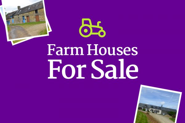 Farm Houses For Sale In France