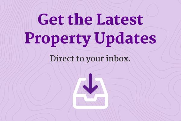 Get property updates